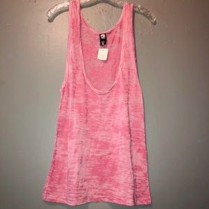 NWT Alternative Vintage Soft Racerback Tank SZ XS
